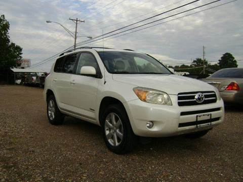 2007 Toyota RAV4 for sale at Tom Boyd Motors in Texarkana TX