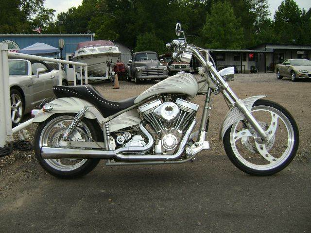 2002 AMERICAN IRON HORSE RANGER for sale at Tom Boyd Motors in Texarkana TX