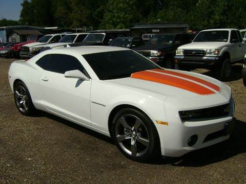 2012 Chevrolet Camaro for sale at Tom Boyd Motors in Texarkana TX