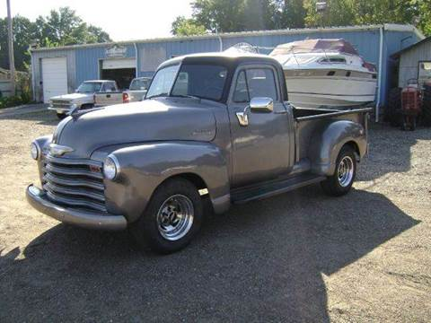 1953 Chevrolet 3100 for sale at Tom Boyd Motors in Texarkana TX