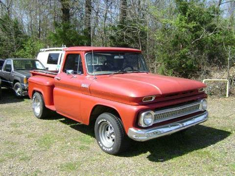 1965 Chevrolet C/K 10 Series for sale at Tom Boyd Motors in Texarkana TX