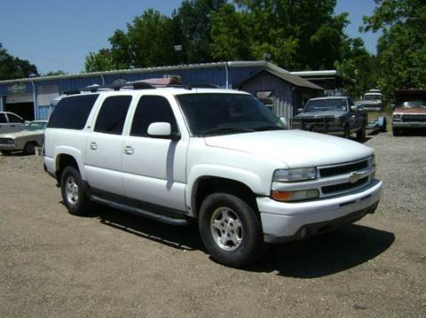 2005 Chevrolet Suburban for sale at Tom Boyd Motors in Texarkana TX