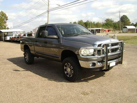 2005 Dodge Ram Pickup 2500 for sale at Tom Boyd Motors in Texarkana TX