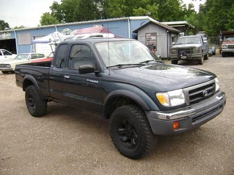 1998 Toyota Tacoma for sale at Tom Boyd Motors in Texarkana TX
