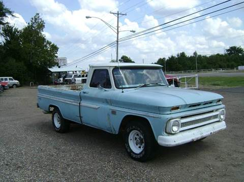 1966 Chevrolet C/K 10 Series for sale at Tom Boyd Motors in Texarkana TX