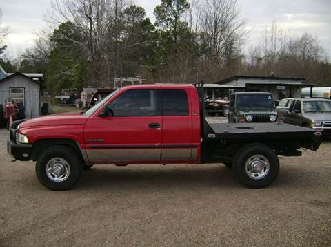 1999 Dodge Ram Pickup 2500 for sale at Tom Boyd Motors in Texarkana TX