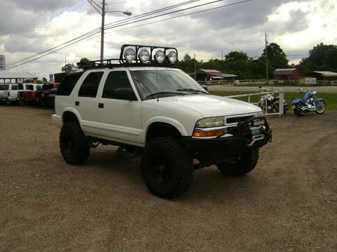 2004 Chevrolet Blazer for sale at Tom Boyd Motors in Texarkana TX