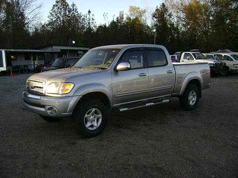 2004 Toyota Tundra for sale at Tom Boyd Motors in Texarkana TX