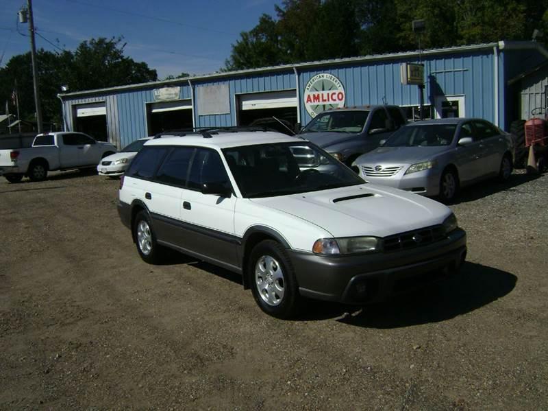 1998 Subaru Legacy for sale at Tom Boyd Motors in Texarkana TX
