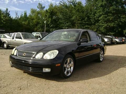 2002 Lexus GS 430 for sale at Tom Boyd Motors in Texarkana TX