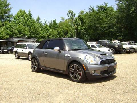 2009 MINI Cooper for sale at Tom Boyd Motors in Texarkana TX