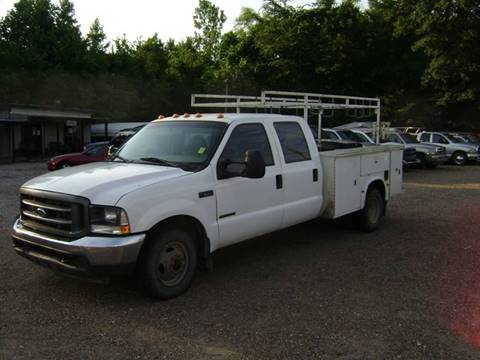 2002 Ford F-350 Super Duty for sale at Tom Boyd Motors in Texarkana TX