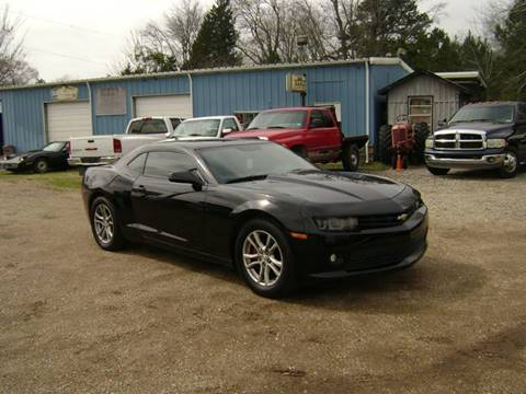 2014 Chevrolet Camaro for sale at Tom Boyd Motors in Texarkana TX