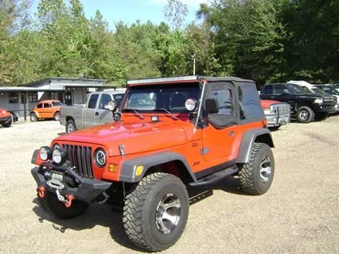1999 Jeep Wrangler for sale in Texarkana, TX