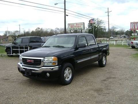 2005 GMC Sierra 1500 for sale at Tom Boyd Motors in Texarkana TX