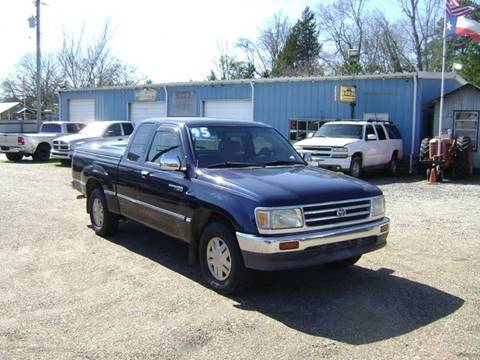 1995 Toyota T100 for sale at Tom Boyd Motors in Texarkana TX