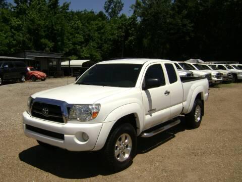 2008 Toyota Tacoma for sale at Tom Boyd Motors in Texarkana TX