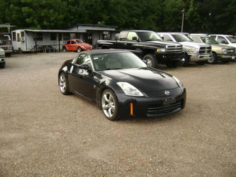 2007 Nissan 350Z for sale at Tom Boyd Motors in Texarkana TX