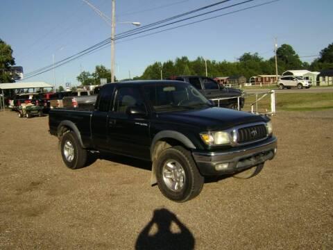 2004 Toyota Tacoma for sale at Tom Boyd Motors in Texarkana TX