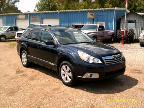 2012 Subaru Outback for sale at Tom Boyd Motors in Texarkana TX