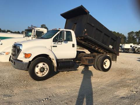 2005 Ford F-750 for sale in Benton, AR