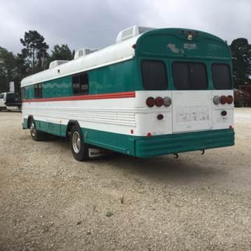 1989 Bluebird Bus for sale in Benton, AR