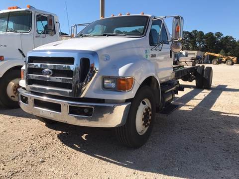 2011 Ford F750 for sale in Benton, AR