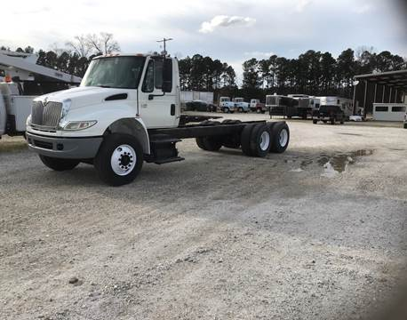 2005 International 4400 for sale in Benton, AR