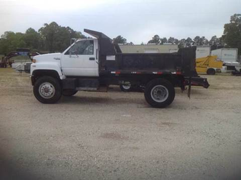 1990 GMC TOPKICK for sale at Ramsey Truck Sales LLC in Benton AR