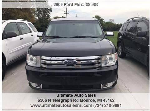 2009 Ford Flex for sale in Monroe, MI