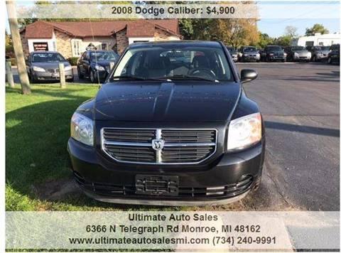 2008 Dodge Caliber for sale in Monroe, MI