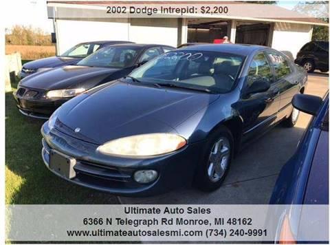 2002 Dodge Intrepid for sale in Monroe, MI