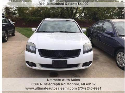 2011 Mitsubishi Galant for sale in Monroe, MI