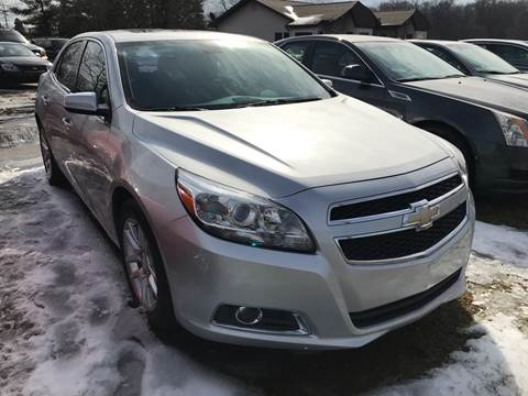 2013 Chevrolet Malibu for sale in Monroe, MI