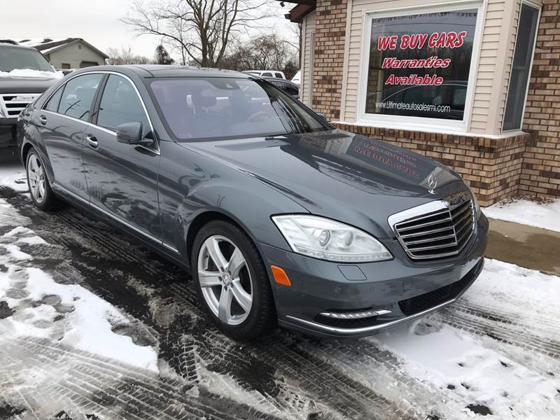 Used 2012 Mercedes Benz S Class For Sale In Detroit Mi Cargurus