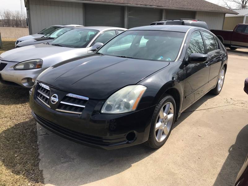 2005 Nissan Maxima 3 5 SE 4dr Sedan In Monroe MI - Ultimate