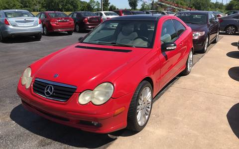 2002 Mercedes-Benz C-Class for sale in Monroe, MI