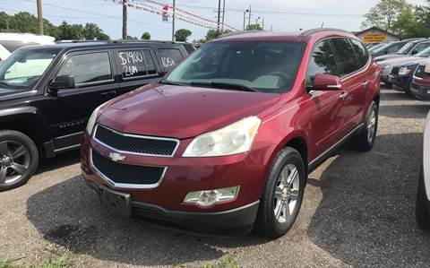 2010 Chevrolet Traverse for sale in Monroe, MI
