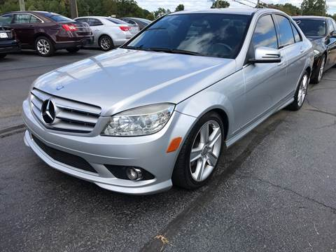 2010 Mercedes-Benz C-Class for sale in Monroe, MI