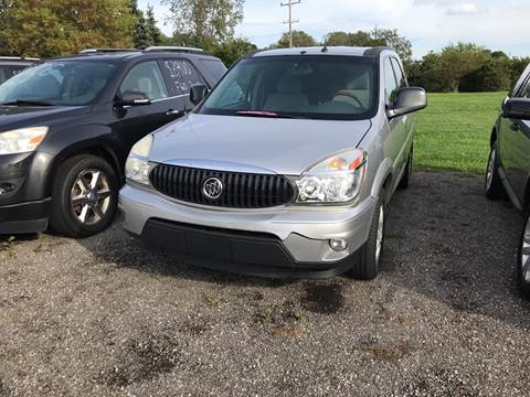 2007 Buick Rendezvous for sale in Monroe, MI