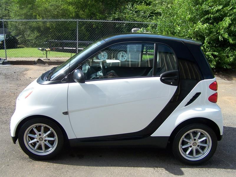 2009 smart fortwo passion 2dr hatchback in lincolnton nc darin grooms auto sales. Black Bedroom Furniture Sets. Home Design Ideas