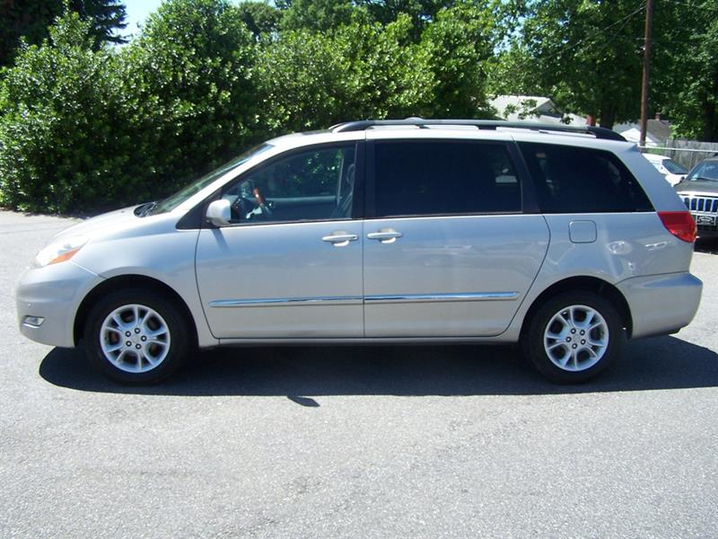 2006 toyota sienna xle in lincolnton nc darin grooms. Black Bedroom Furniture Sets. Home Design Ideas