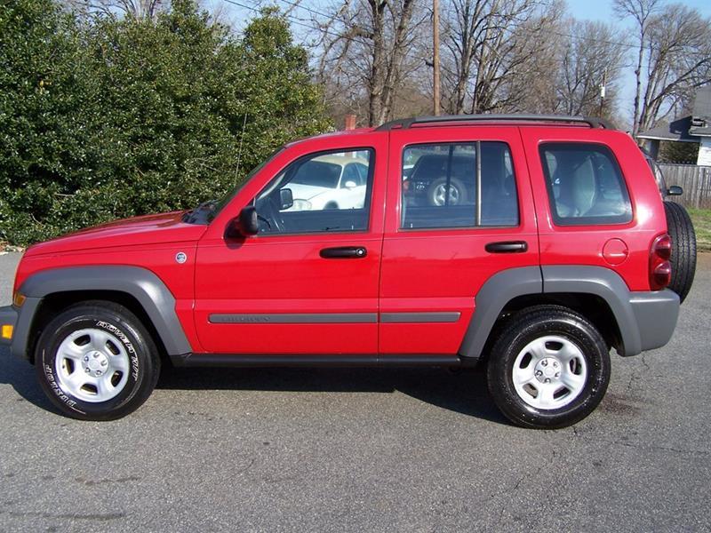 2005 jeep liberty sport 4wd 4dr suv in lincolnton nc darin grooms auto sales. Black Bedroom Furniture Sets. Home Design Ideas
