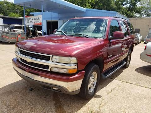 2003 Chevrolet Tahoe for sale in Canton, MS
