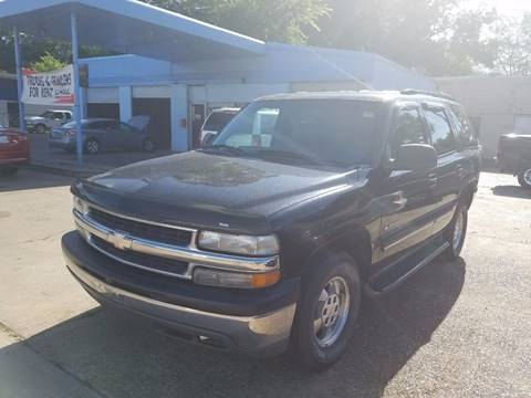 2001 Chevrolet Tahoe for sale in Canton, MS