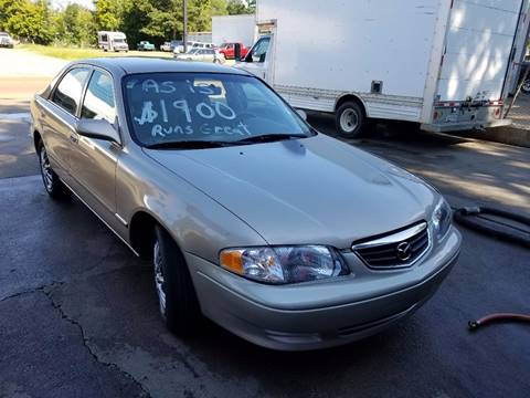 2001 Mazda 626 for sale in Canton, MS