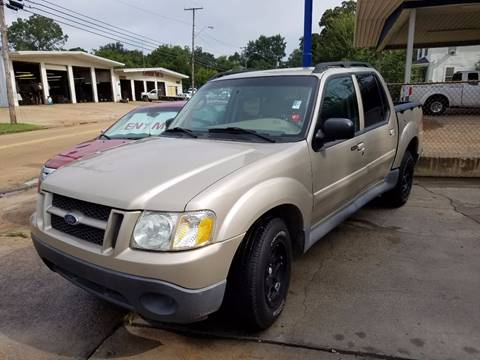 2004 Ford Explorer Sport Trac for sale in Canton, MS