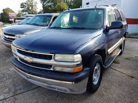 2004 Chevrolet Tahoe for sale in Canton, MS