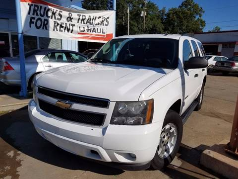 2009 Chevrolet Tahoe for sale in Canton, MS