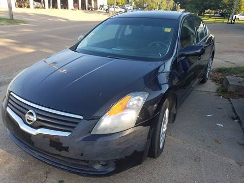 2009 Nissan Altima for sale in Canton, MS